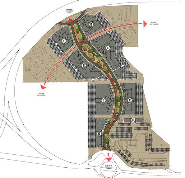 Zonas de Estacionamiento